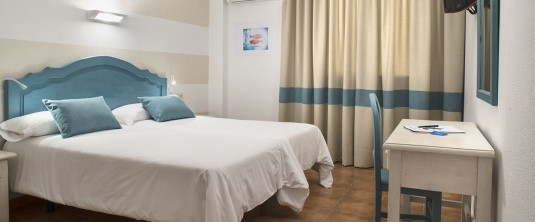 Habitación Doble Estándar - Hotel Marlin Playa La Antilla