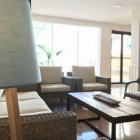 Recepción Hotel Marlin Antilla Playa