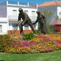 Monumento Homenaje al Agricultor