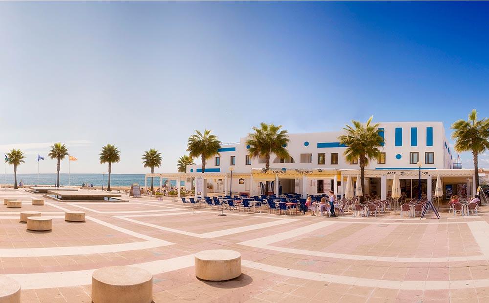 Tu hotel en la playa de Huelva