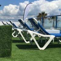 Solarium Hotel Marlin Playa La Antilla
