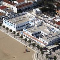 Vista aerea Hotel Marlin Antilla Playa