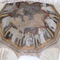 Cúpula de la Capilla de San Cristobal