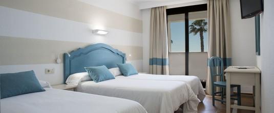 Habitación Doble + Supletoria - Hotel Marlin Playa La Antilla