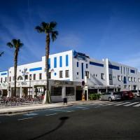Hotel marlin playa la antilla
