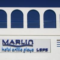 Exterior Hotel Marlin Antilla Playa