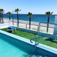 Piscina Hotel Marlin Playa La Antilla