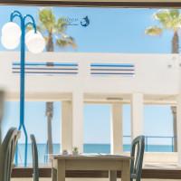 Hotel Marlin Playa La Antilla - Comedor